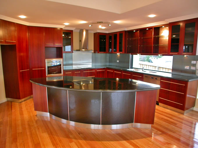 Beautiful Contemporary kitchen design featuring Jarrah and granite benchtops 680 x 510 · 66 kB · jpeg