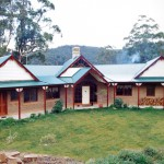 Rural home ready for landscaping